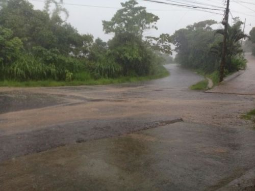 rain in puriscal